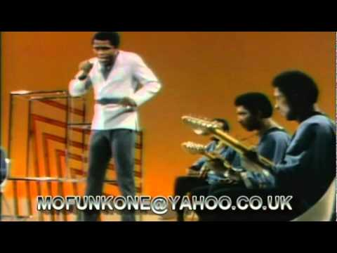 JAMES BROWN & THE J.B.'S - MOTHER POPCORN.LIVE TV PERFORMANCE 1969