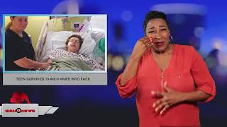 Sign1News 6.18.19 - News for the deaf community powered by CNN in American Sign Language (ASL).