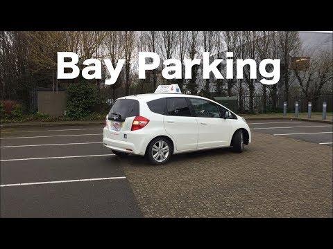 Bay Parking.   Reverse