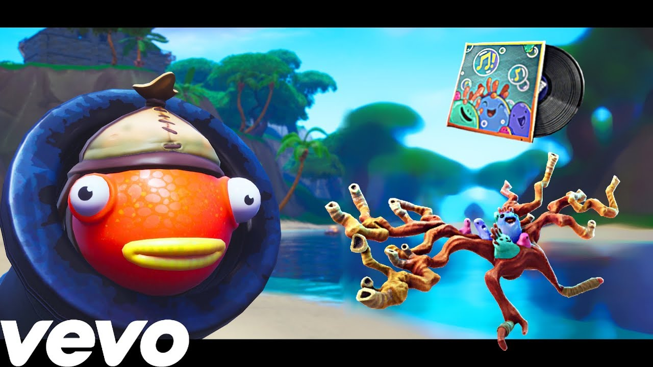 Fishstick - Coral Chorus (Official Fortnite Music Video)