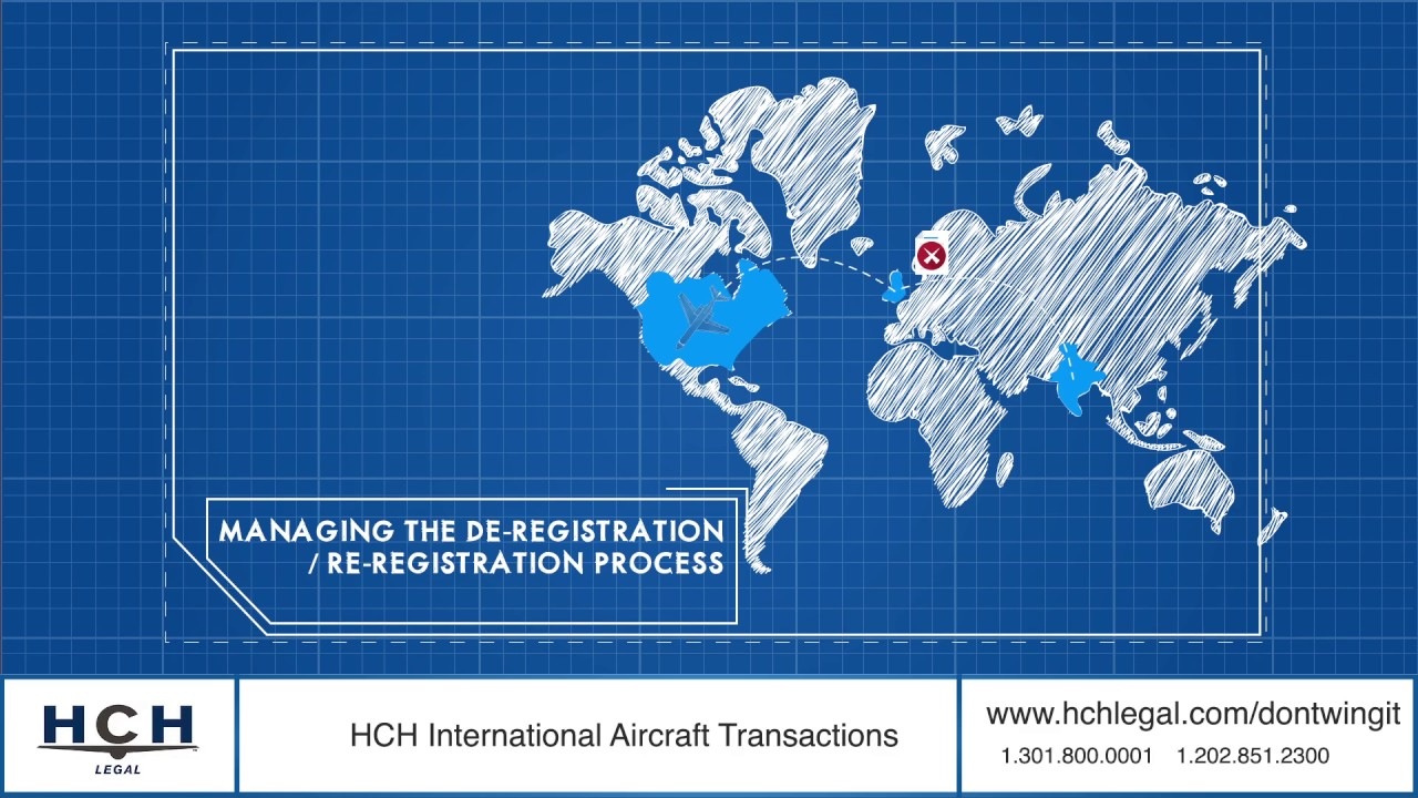 HD Planning International Aircraft Transactions