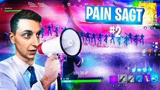 DIE 2. RUNDE PAIN SAGT! | Fortnite Battle Royale Custom Matches