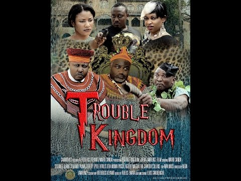 Troubled Kingdom Part 1 of 4  - Cameroonian Movie