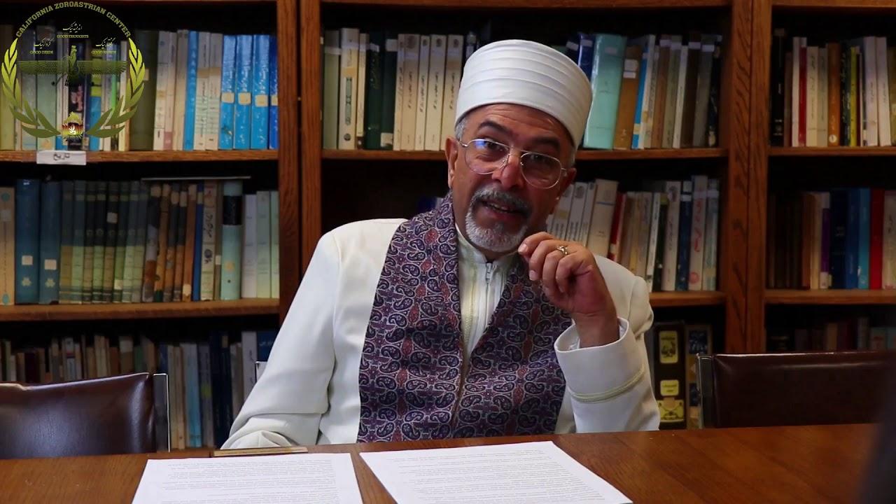 Q&A with Mobed Kamran Jamshidi
