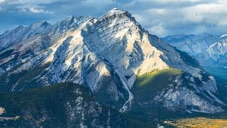 Canadian Rockies Road Trip | Sunset