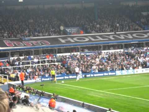 Brede Hangeland Goal Against Birmingham
