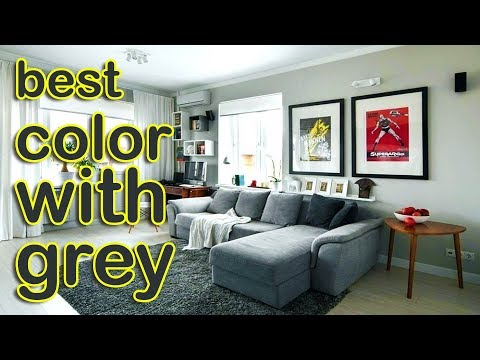 best-color-with-grey-/-home-decor-ideas