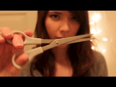 ASMR Haircut ✄ **Binaural Wash, Dry, Cut, and Style**