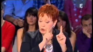 Fabienne Thibeault - On n'est pas couché 18 juin 2011 #ONPC