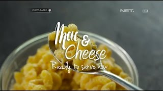 Chef's Table - Mac & Cheese