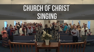 What's It Like At A Church of Christ Singing?