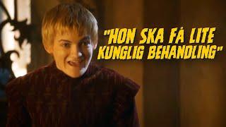 Joffrey ska på fest | Game of Thrones på skånska