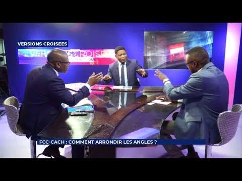 Débat houleux entre Guillaume MANJOLO/FCC et Felly KIBALA de l'UDPS, dans Versions croisées