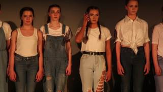 Dublin Youth Dance Company Zombieland - NOISE Moves Dance Festival 2017