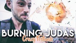 BURNING OF JUDAS FESTIVAL | TULTEPEC, MEXICO | QUEMA DE JUDAS …