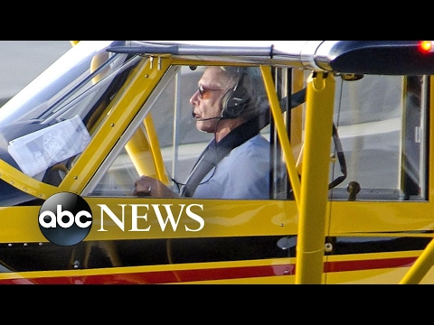 Harrison Ford's Near Plane Collision Caught on Tape