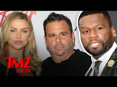 50 Cent At War With Lala Kent's Fiance | TMZ TV
