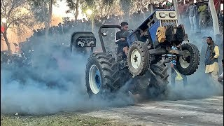 Tractor Touchan || Swaraj 744 VS HMT 5911,, Swaraj 855 || Breakan Fail Group ||