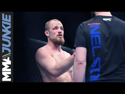 Gunnar Nelson: You win or you learn; I will definitely learn from UFC Fight Night 113
