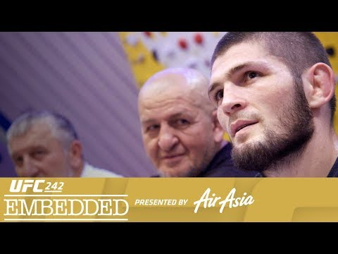 UFC 242 Embedded: Vlog Series - Episode 1