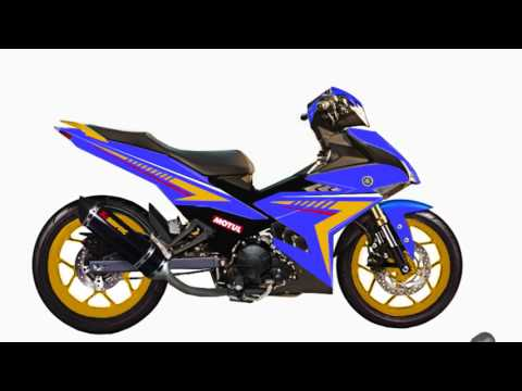 Mx king modif striping part 1 by Anwar Design 24