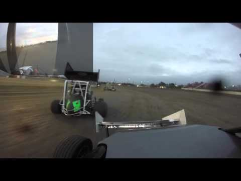 Saturday wing heat race Greenville, TX Super Bowl speedway