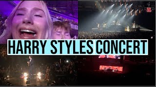 HARRY STYLES LIVE ON TOUR | VLOG