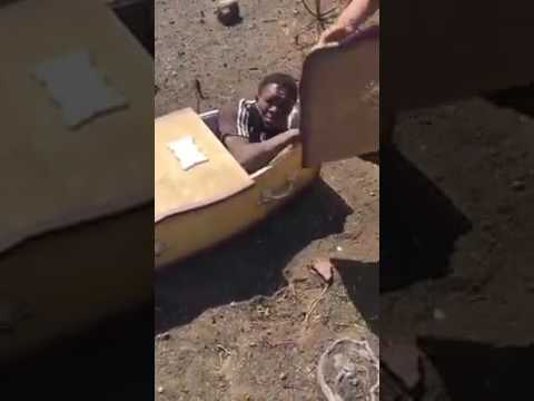 Coffin video leads to criminal charges, Middelburg