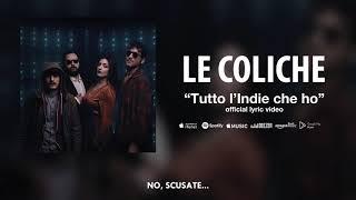 Baixar TUTTO L'INDIE CHE HO [LYRIC VIDEO] - La Canzone di Sanremo