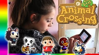 Gameplay con mia sorella - Animal Crossing New Leaf