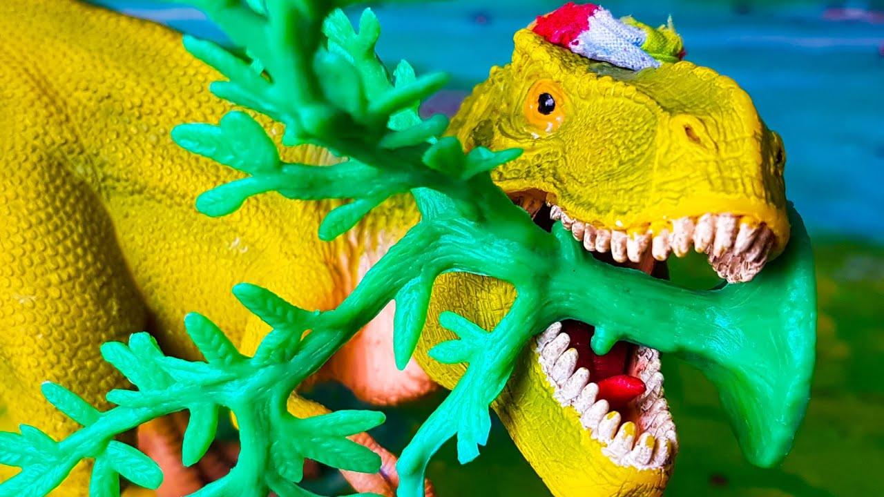 Che ha rubato la colazione di Arex? 🦖 Dinosauri Detective