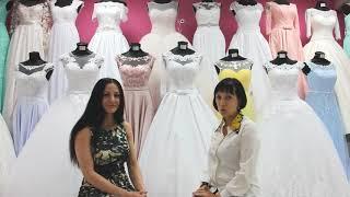 Какие свадебные платья пользуются спросом в 2018 году. Выпуск №26