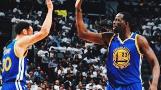 WEST FINALS WARRIORS VS SPURS GAME 4 FULL GAME HIGHLIGHTS MAY 22, 2017