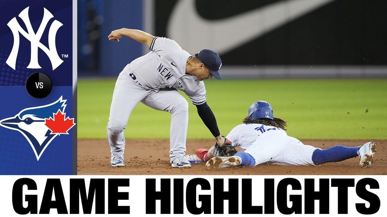 Download Yankees vs. Blue Jays Game Highlights (9/28/21)   MLB Highlights