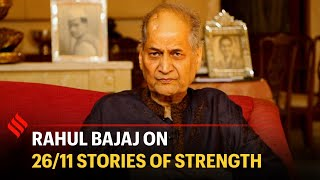 We will continue supporting our Covid warriors: Rahul Bajaj    Stories of Strength