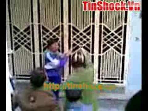 TIN SHOCK VIỆT NAM  Video cận cảnh truy bắt trộm ở Phố Mai Dịch