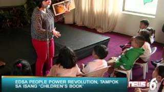 News@6: EDSA People Power Revolution, tampok sa isang children's book