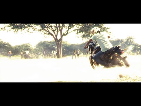 Experiene The Drift | Slo-Mo Film By Umesh XSZ Sniper | Yamaha FZ Drifting