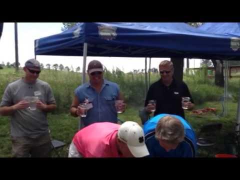 Kyle Keefe/Peter McNab ALS Ice Bucket Challenge!