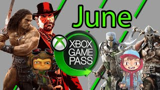 Xbox Game Pass June 2021 Games…