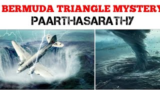 BERMUDA TRIANGLE MYSTERY| EXPLAINED| TAMIL | PAARTHASARATHY| PS