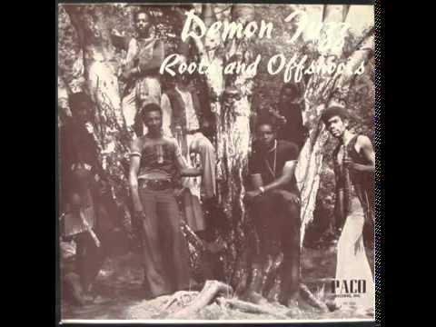 Demon Fuzz   Our World Today vinyl rip