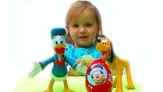Первое видео Мисс Кэти/ Первый в жизни Сюрприз/ обзор игрушек