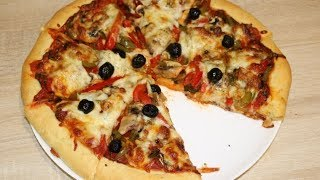 PIZZA FACILE FACILE (CUISINERAPIDE)