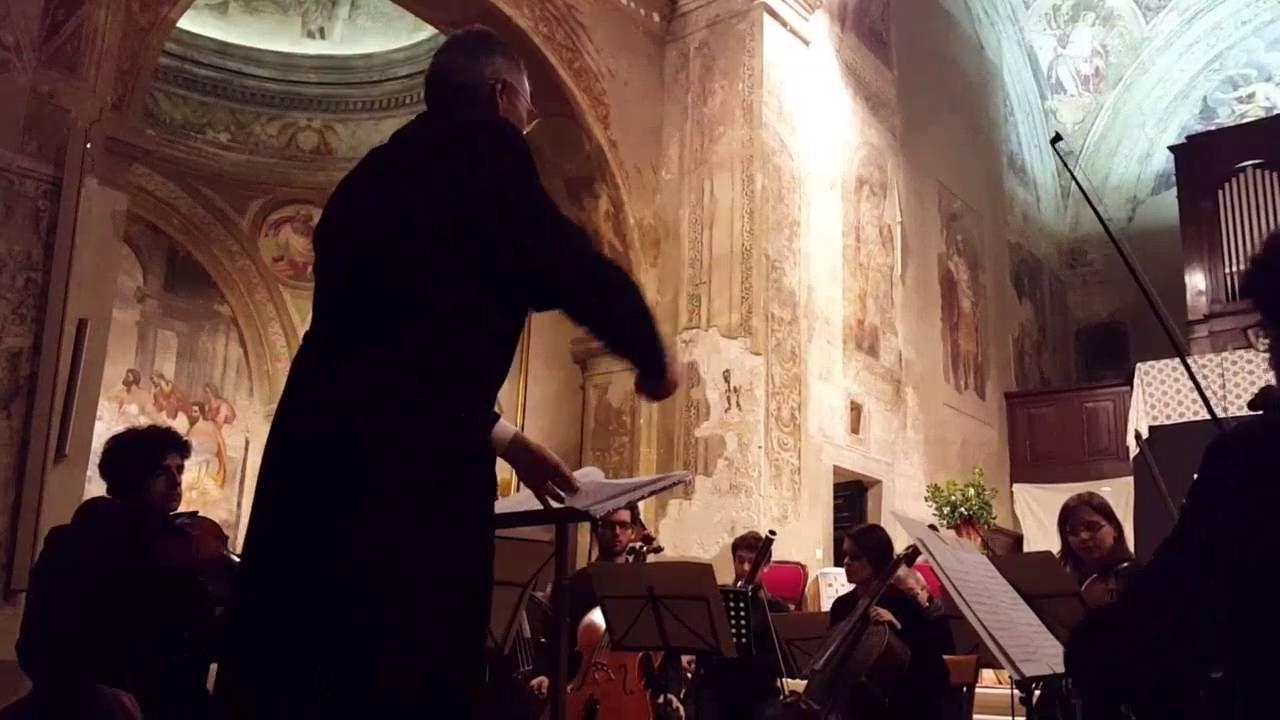 Paisiello - La Serva Padrona -  Sinfonia