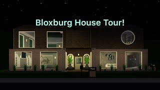 House Tour of My Bloxburg Home!| Roblox