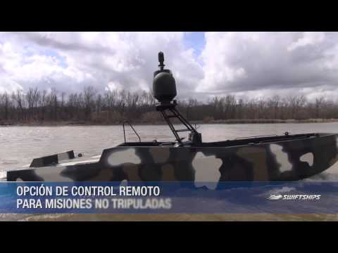 Anaconda (AN-2) -  Unmanned Surveillance Vessel (USV) of the South!! (en Español)