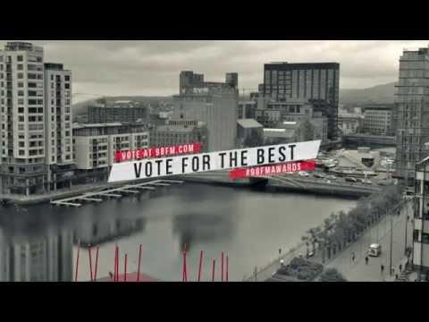 98FMs Best Of Dublin Awards 2014