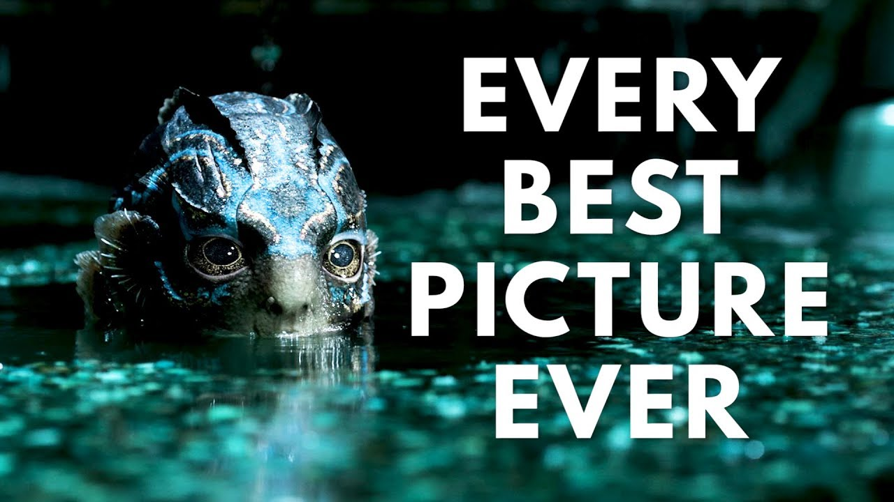 Every Best Picture Winner  Ever  (1927-2018 Oscars)