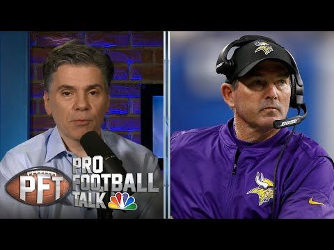 Can Mike Zimmer take Minnesota Vikings to next level? | Pro Football Talk | NBC Sports